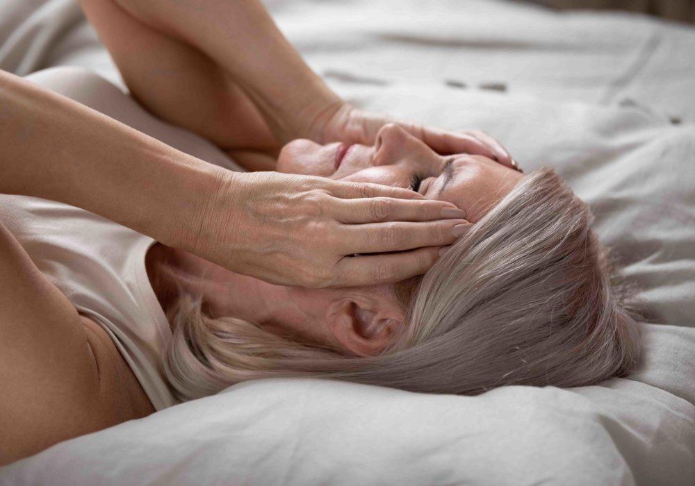 Psychosomatische Störung Frau Frauen